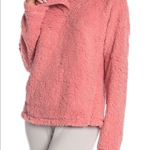 Nordstrom Rack Down To Earth Pink-Apricot Pullover